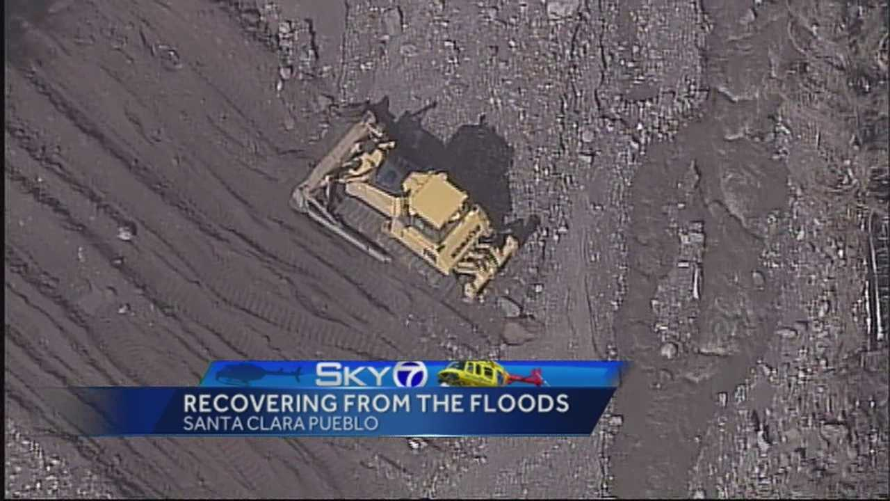 Santa Clara officials say it'll take $5 million to repair a crucial road