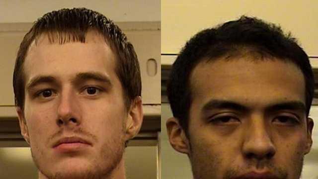 Sky 7 arrests mugs