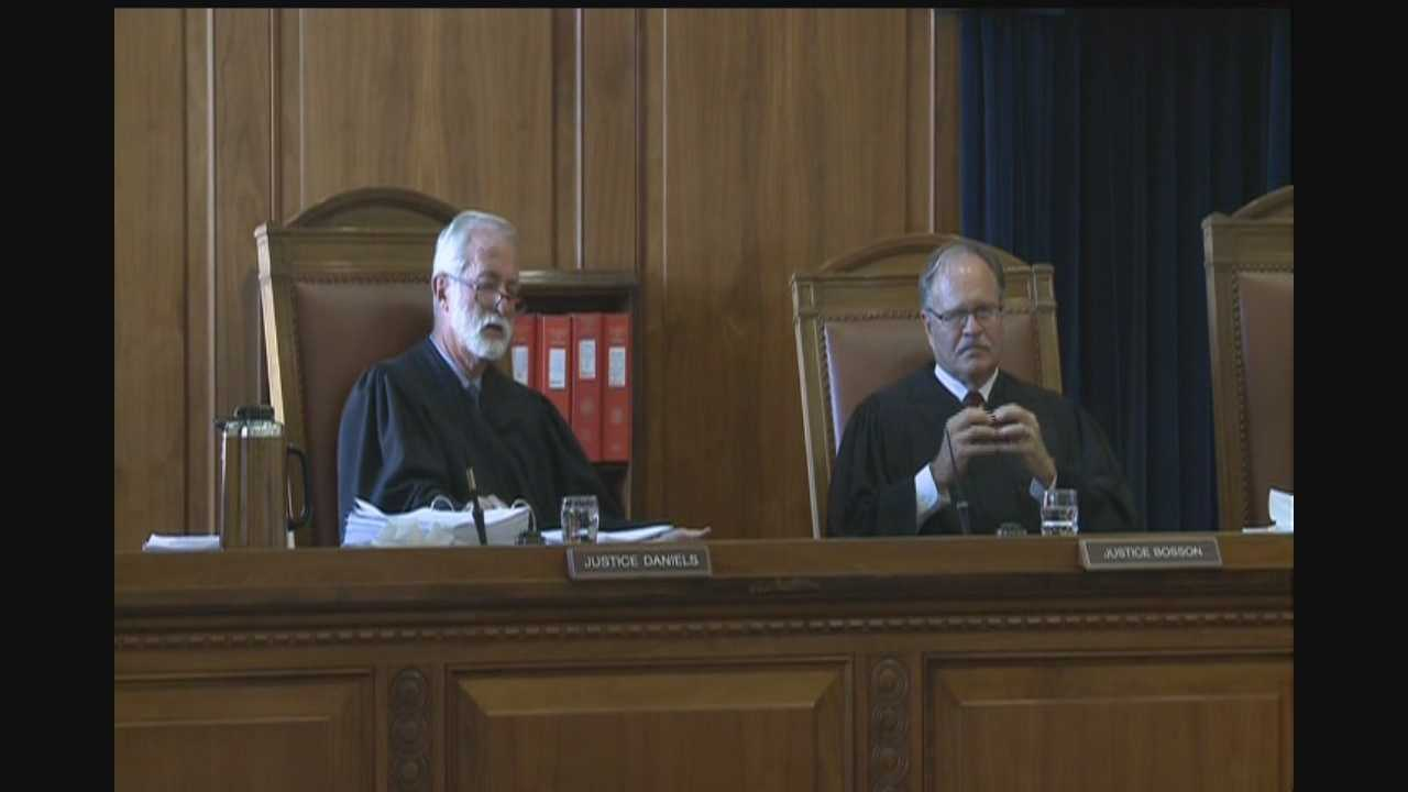 NM Supreme Court hearing on gay marriage: Part 2