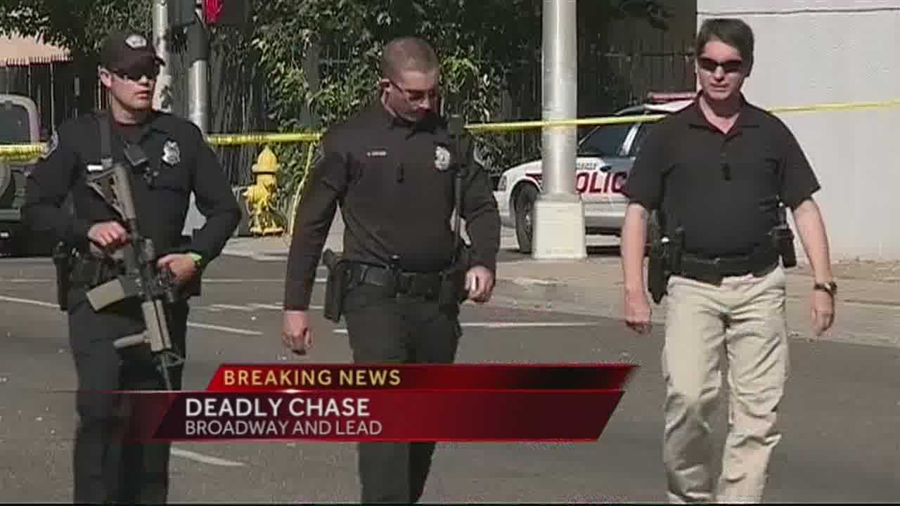 Deadly Chase and How It Started