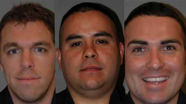 3 officers pictures