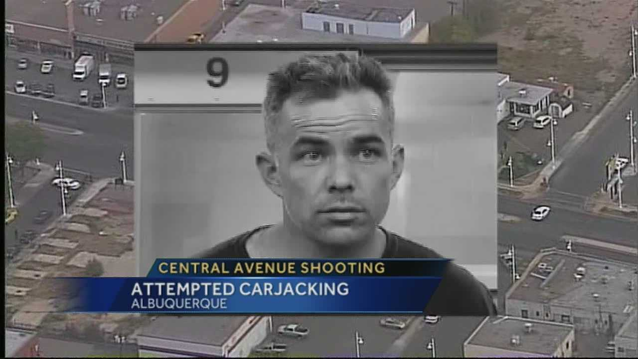 Details emerge after officer-involved shooting along Central Avenue