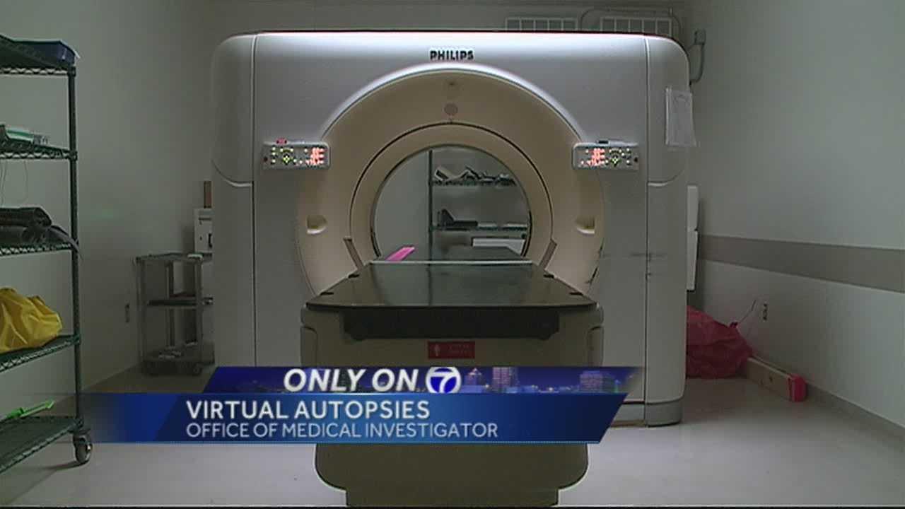 OMI Virtual Autopsies