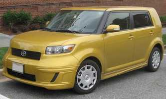 5. Scion XB