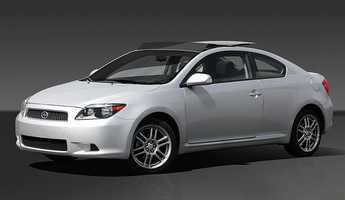 3. Scion TC Coupe
