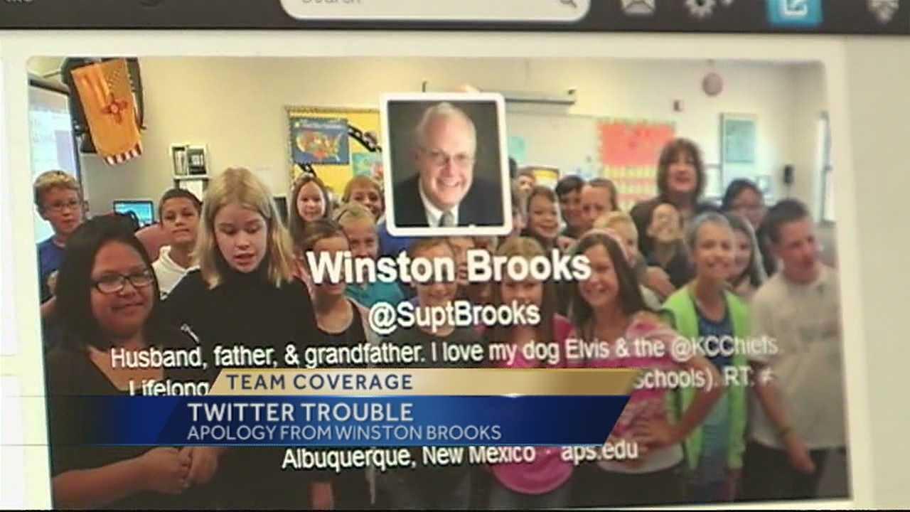 Winston Brooks Mean Tweets