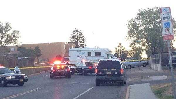 Officer-Involved Shooting Santa Fe