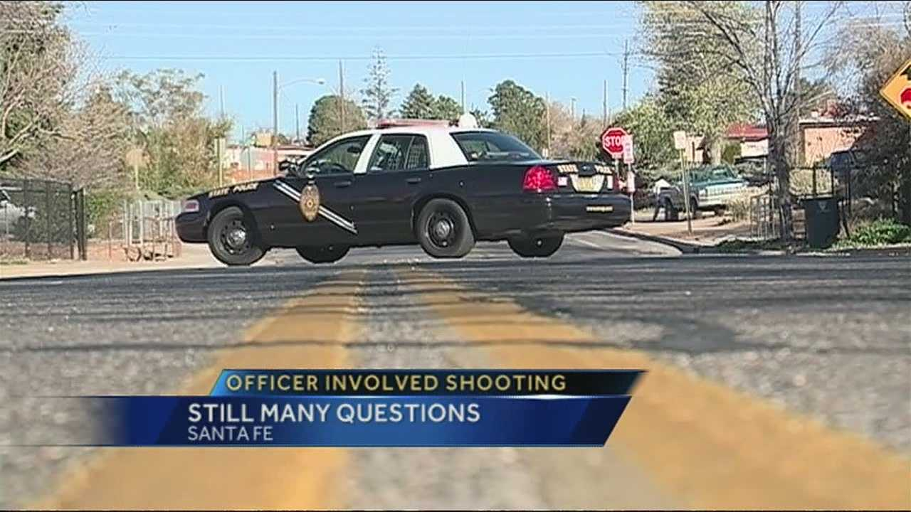 We now know the name of the state trooper who shot and killed a Santa Fe women, but many details are still unknown.