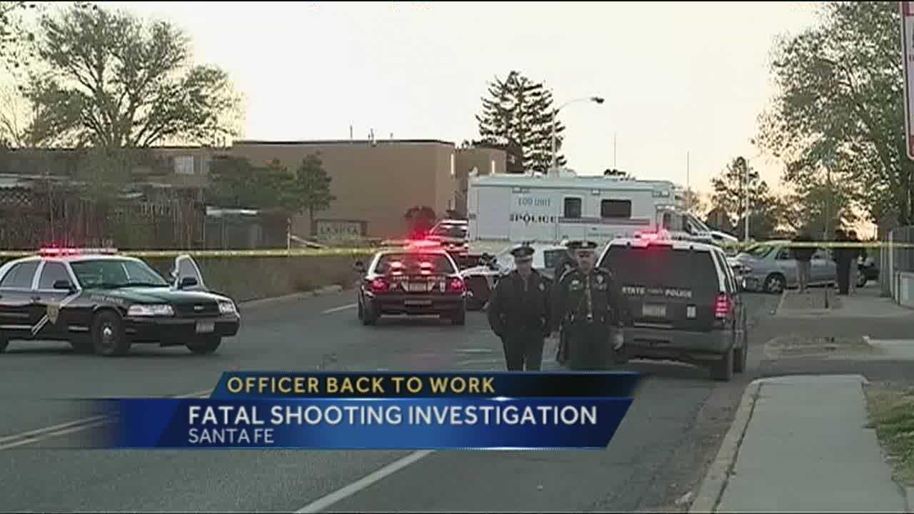 Santa Fe Officer Involved Shooting Folo