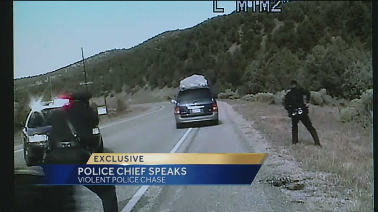 Taos Chase Video Update