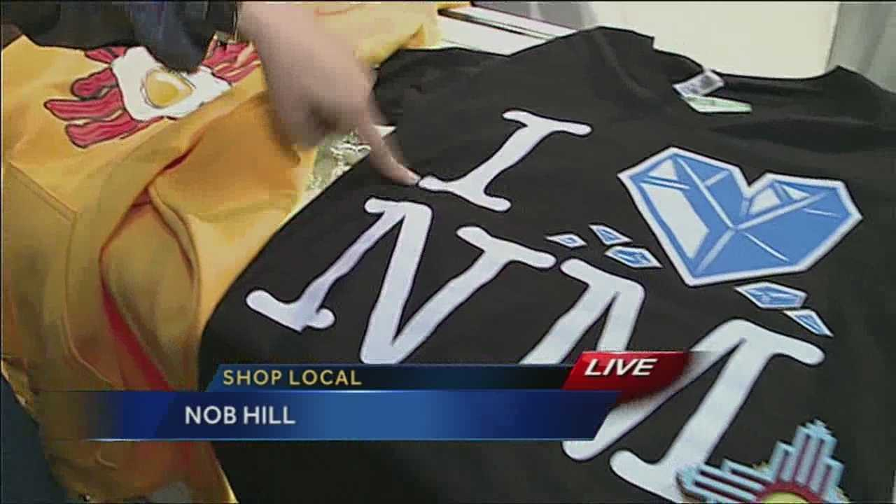 NM shops hope residents shop local