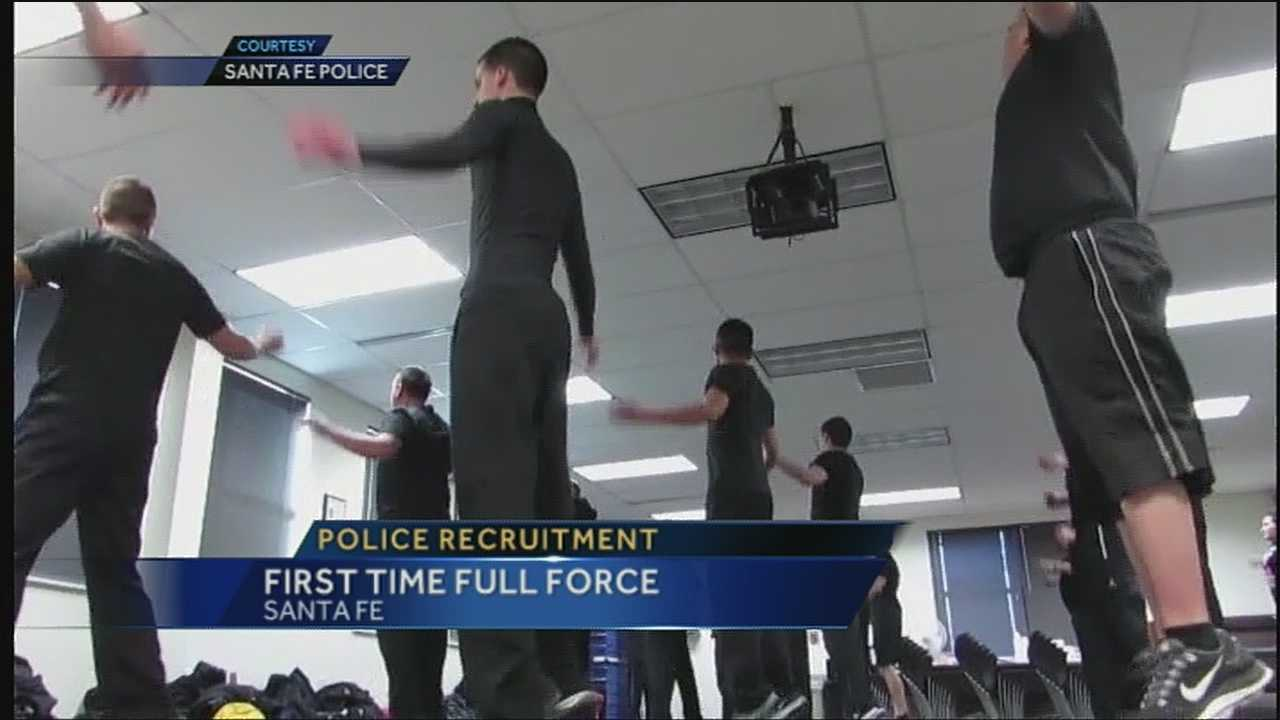 Economy spurs spike in SFPD recruitment