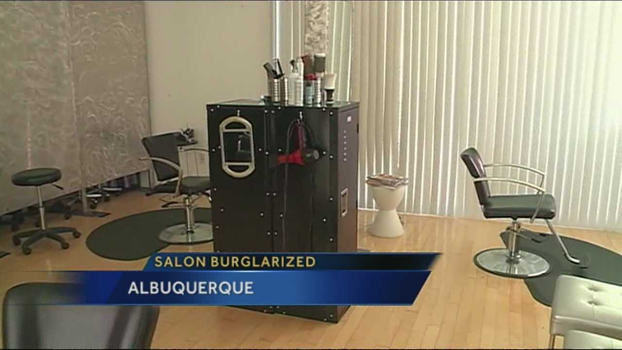 Police warn local businesses, thieves are targeting them.