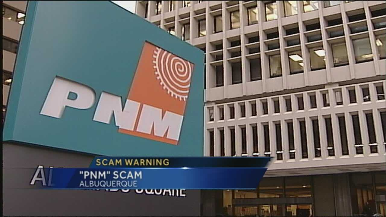 PNM Scam