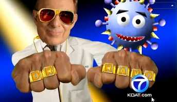 VIDEO: Dr. Ramo raps about the flu |KOAT medical expert Dr. Barry Ramo raps about some ways to keep the flu bug at bay.
