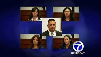 VIDEO: Best of chavez trial testimony | ACTION 7 NEWS HAS THE TRIAL'S MOST DRAMATIC MOMENTS.