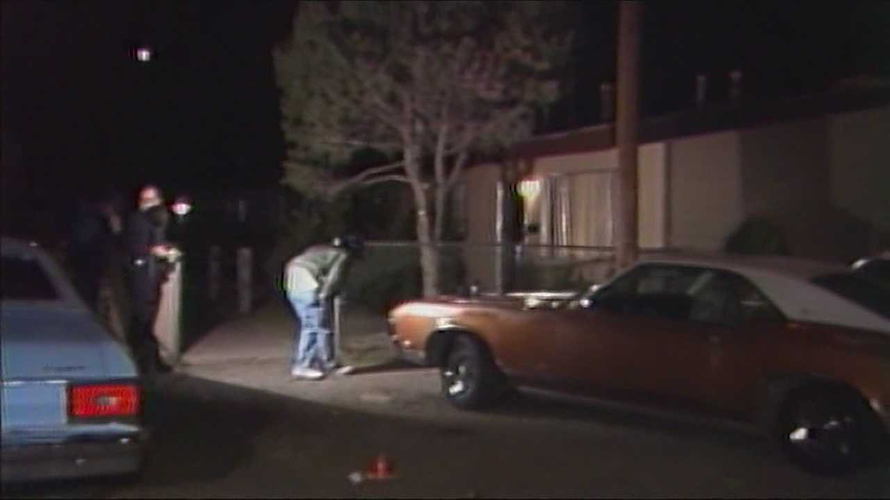 A cold case murder, solved after 27 years. Albuquerque police say they've finally caught the suspect who shot and killed a man in 1986.