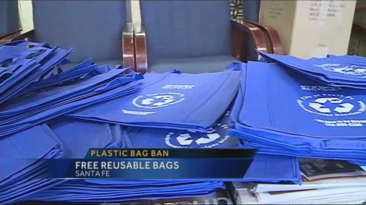 Santa Fe Plastic Bag Ban.