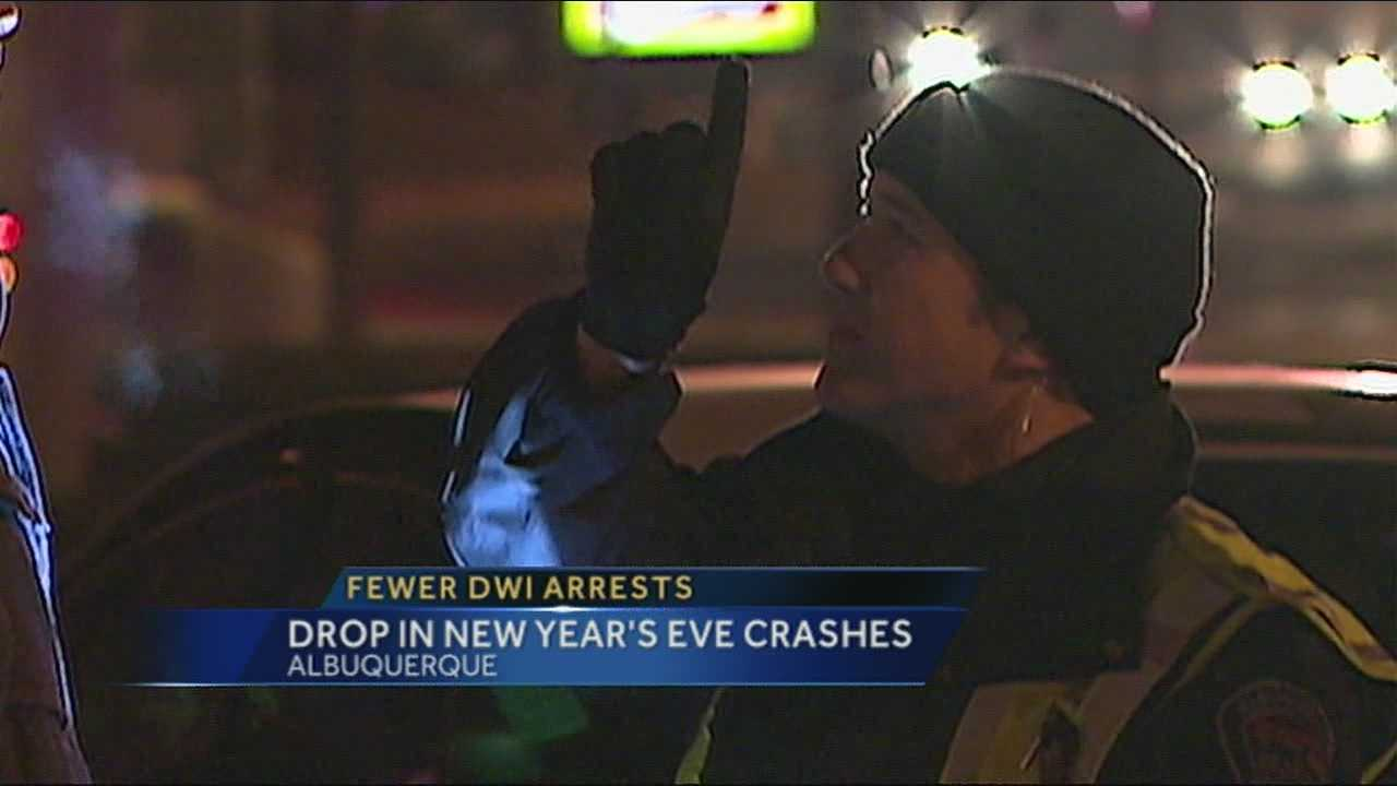 DWI checkpoint numbers