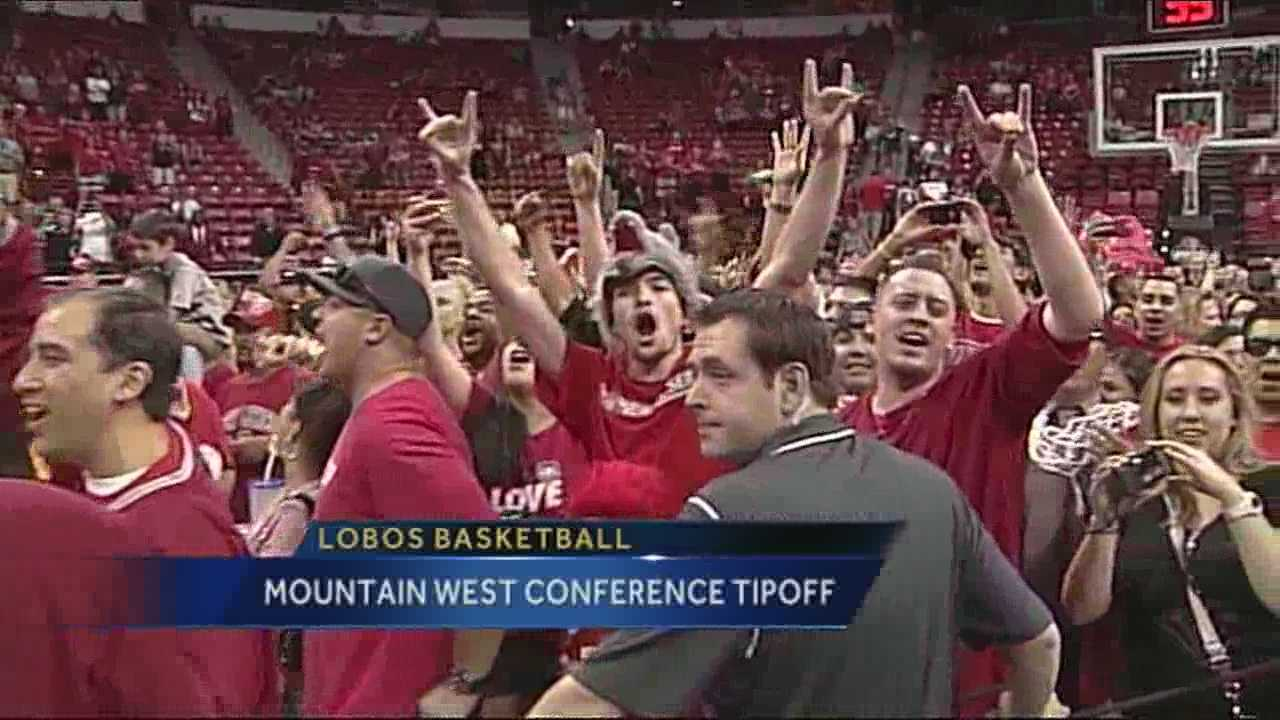 The University of New Mexico basketball team kicks off conference play Saturday.