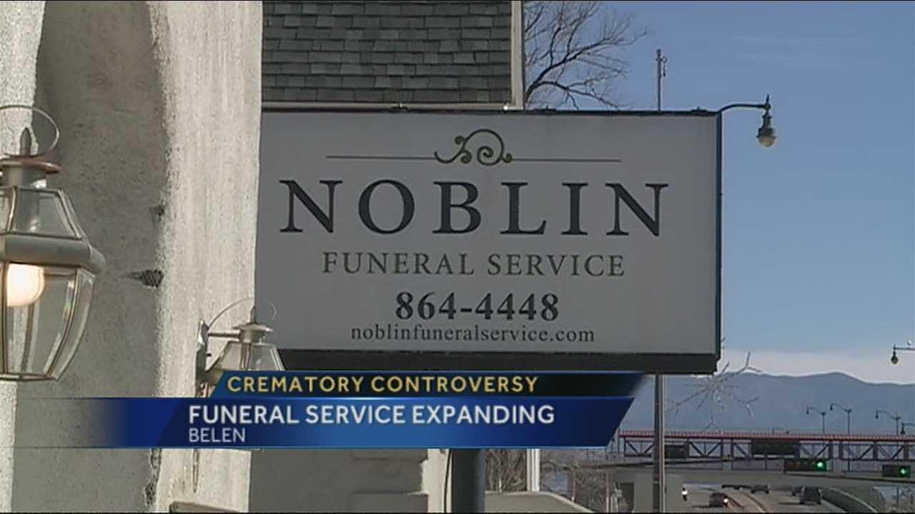 Proposed crematorium in Belen spurs controversy