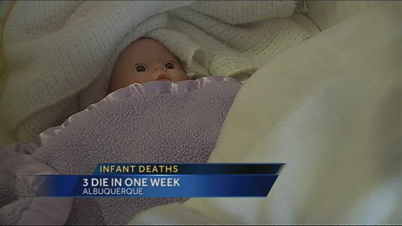 Omaree was not the only child in New Mexico to die this holiday season.