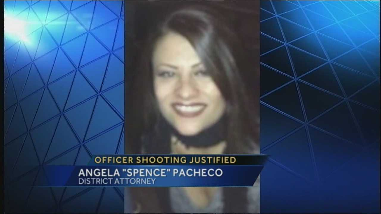 Woman shot by officer had used cocaine, report says