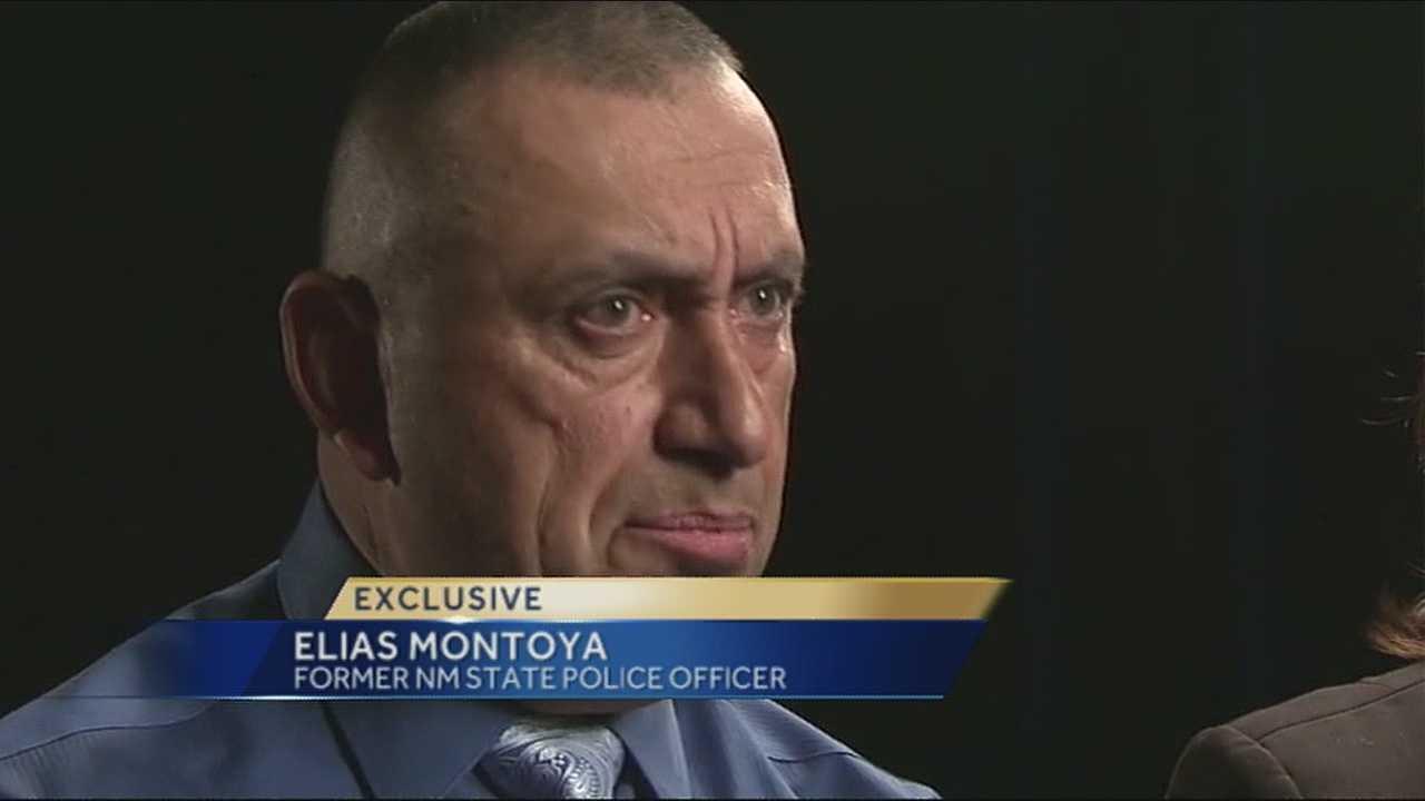 Controversial Taos traffic stop: Elias Montoya interview