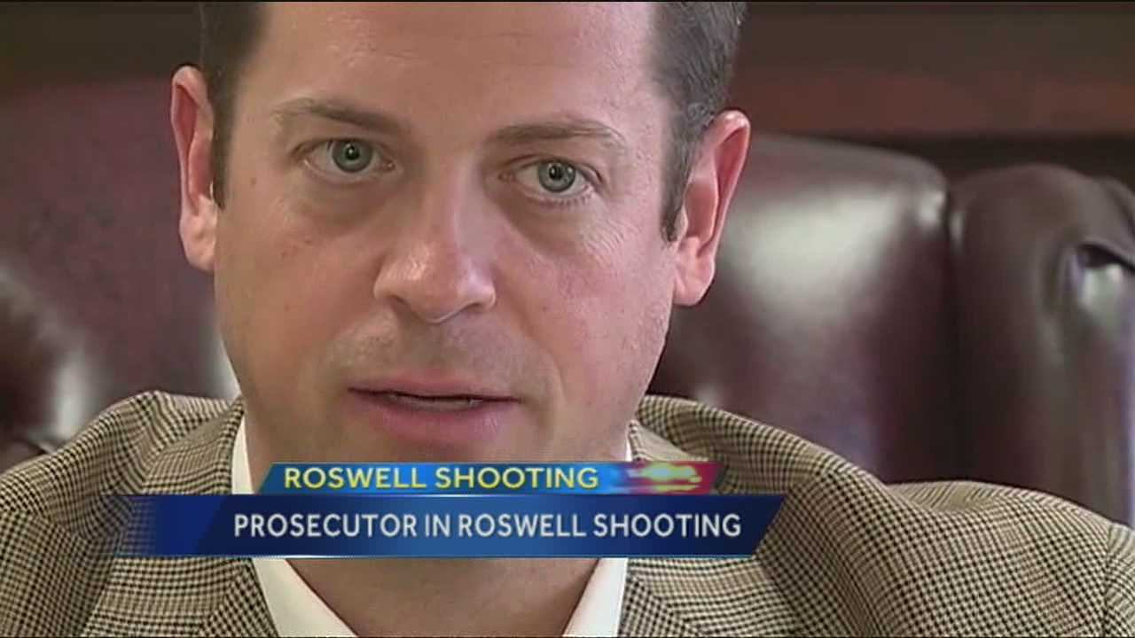Special prosecutor discusses Roswell shooting suspect