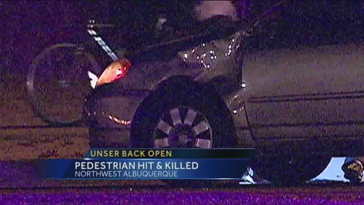 1 killed in pedestrian crash