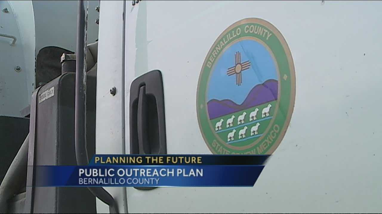 Bernallio County is seeking to get the community's input on potential improvement projects
