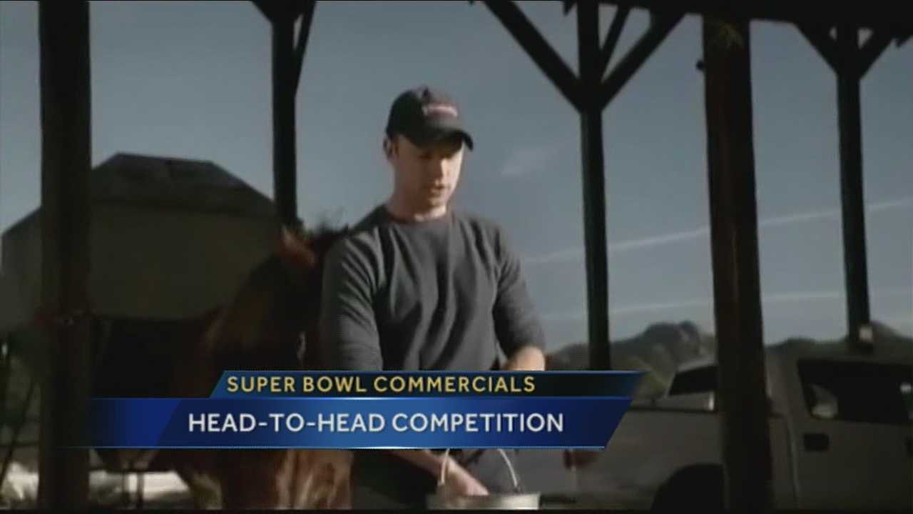 A Preview of some of the most popular commercials airing during the super bowl this weekend