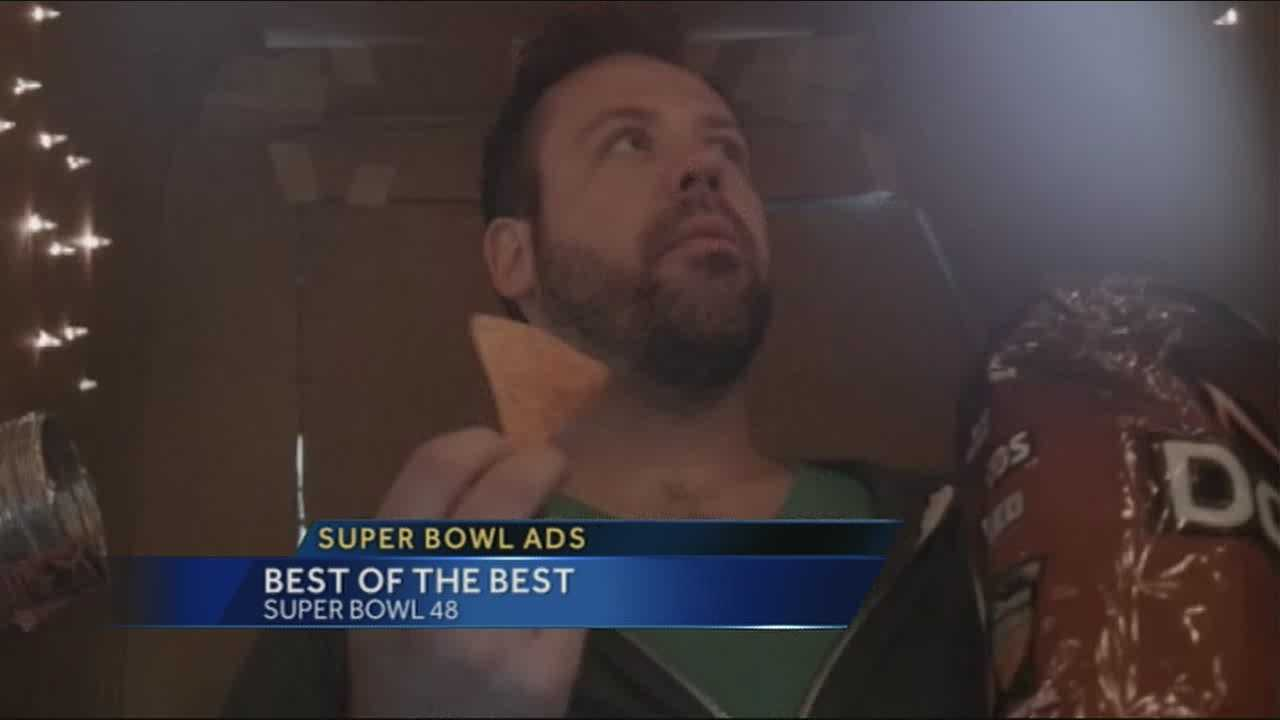 Local agency ranks ads from big game