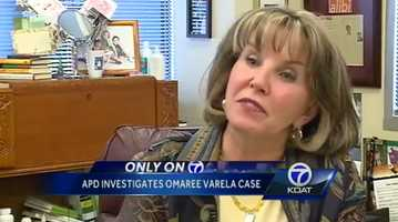 Jan. 6, 2014: A report surfaces saying that Casaus was accused of beating Omaree with a phone in 2012. Casaus denied the allegations and said her son had mental problems. The case never made it to the district attorney's desk.