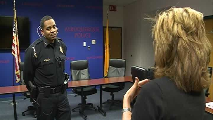 APD Chief Allen Banks speaks on internal investigation into the Omaree Varela case.