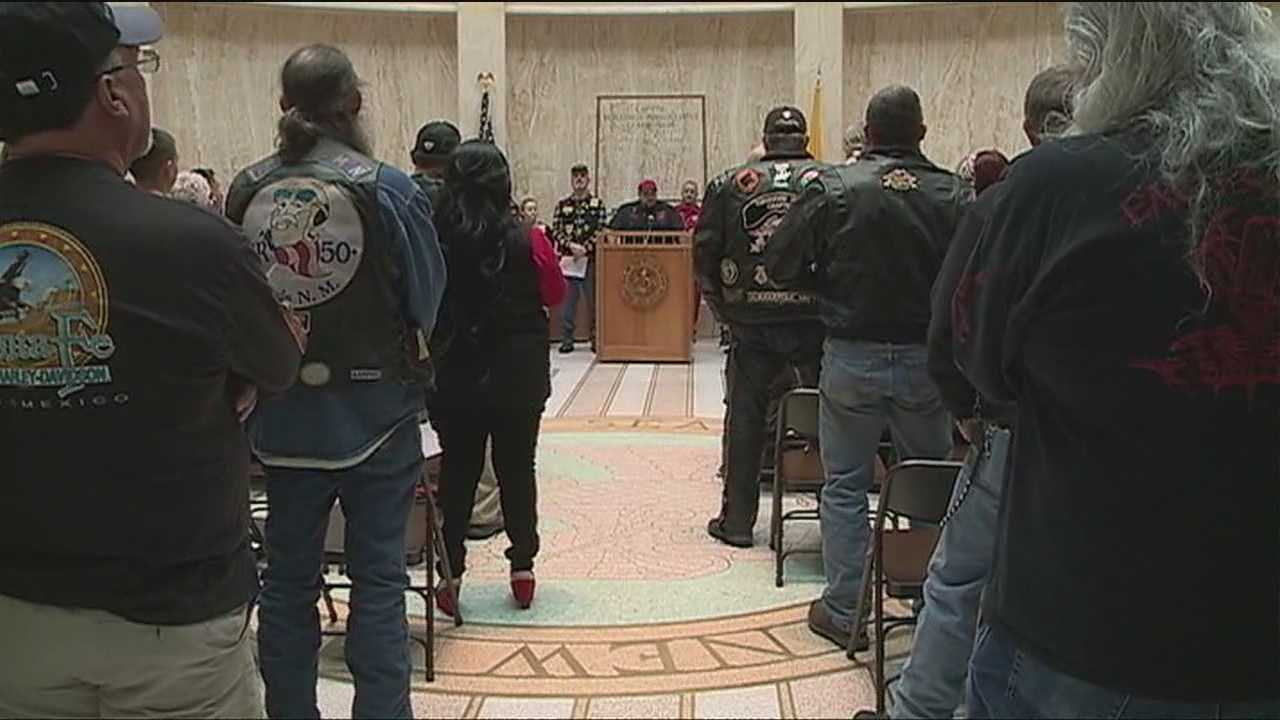 DWI is a statewide problem, and the push for tougher laws and especially remembering the recent victims made this rally especially emotional.