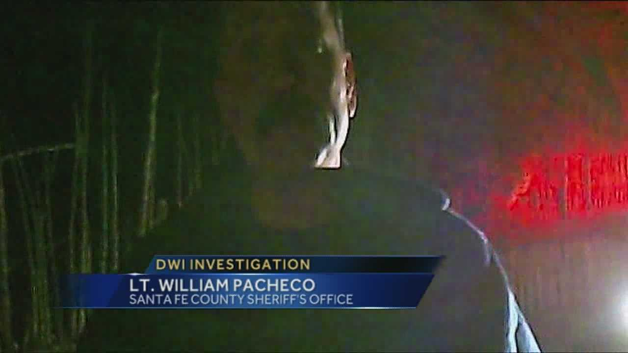 A DWI suspect is facing charges after he apparently called 9111 on himself.