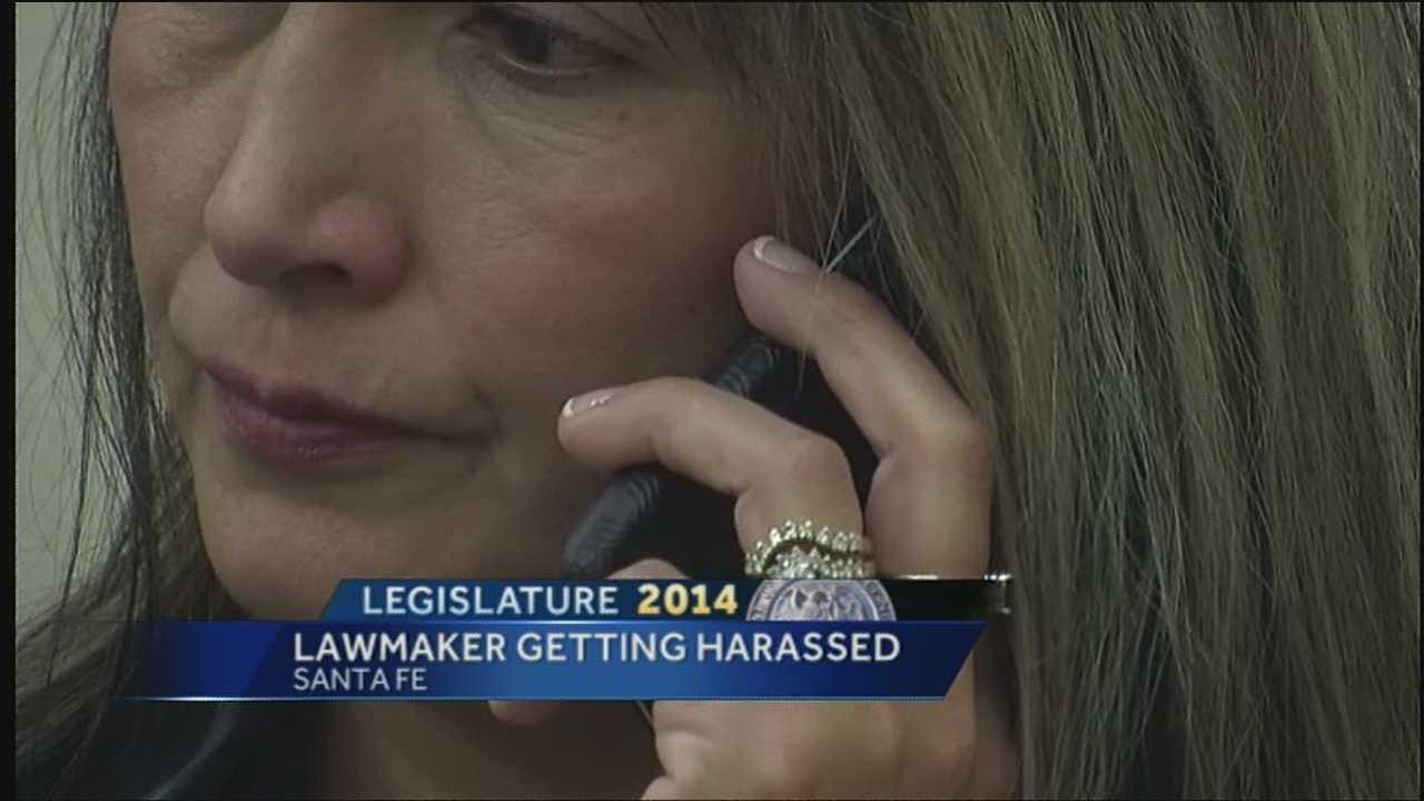 Lawmaker: I've been harassed after budget vote