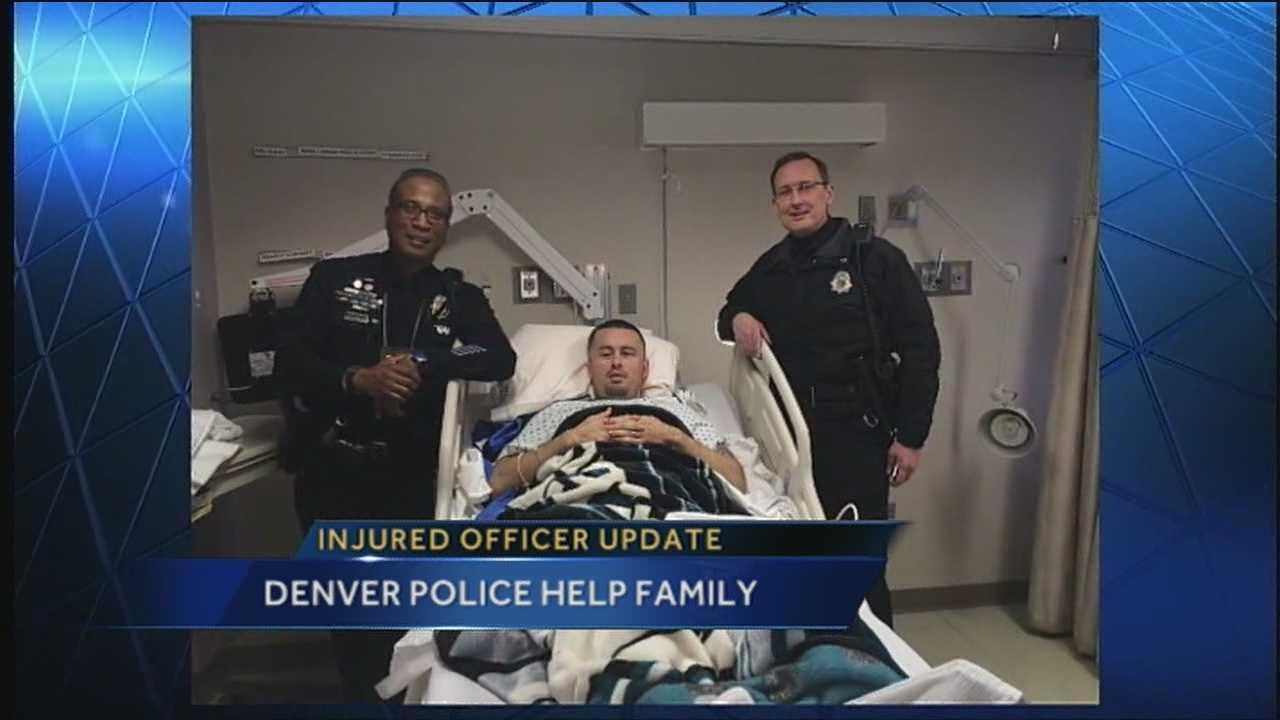Denver PD talks about Officer Jeremy Romero