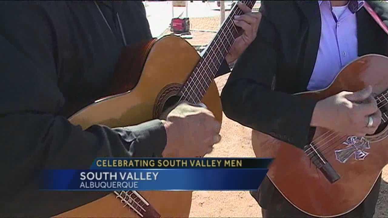 South Valley holds unique V-Day celebration