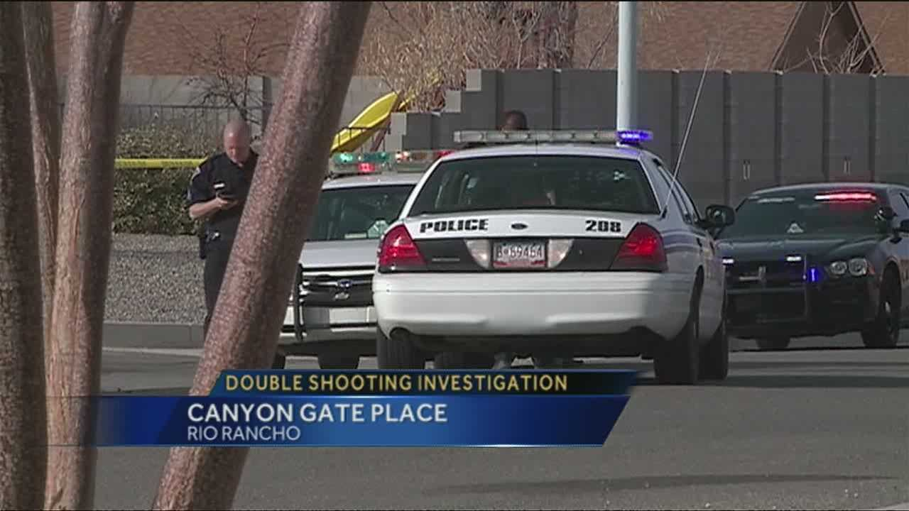 One man is dead, another facing murder charges after a shooting in Rio Rancho.
