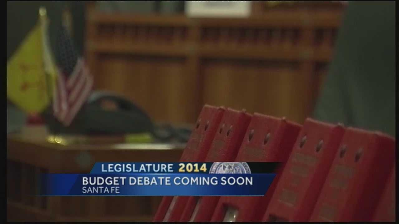 New Mexico senators have passed a budget.