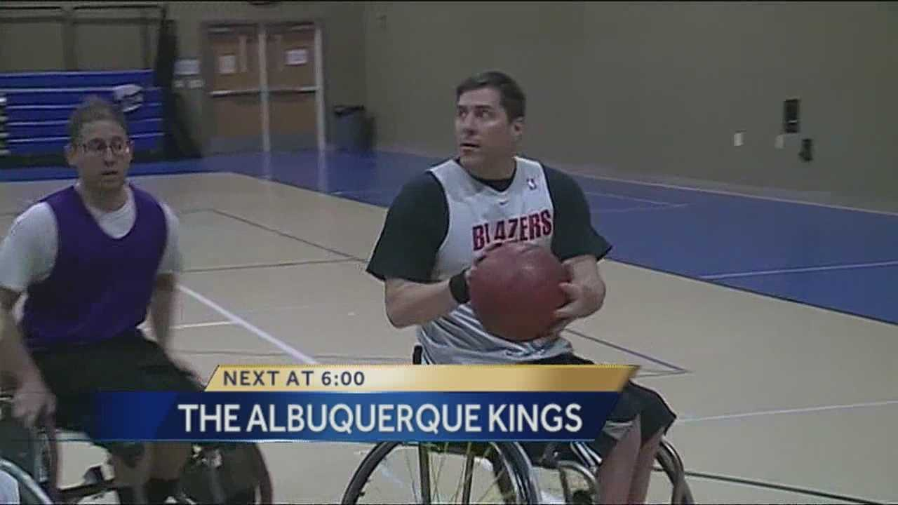 The adaptive sports scene continues to grow in New Mexico and one of its biggest advocates plays against top-notch competition outside the state.