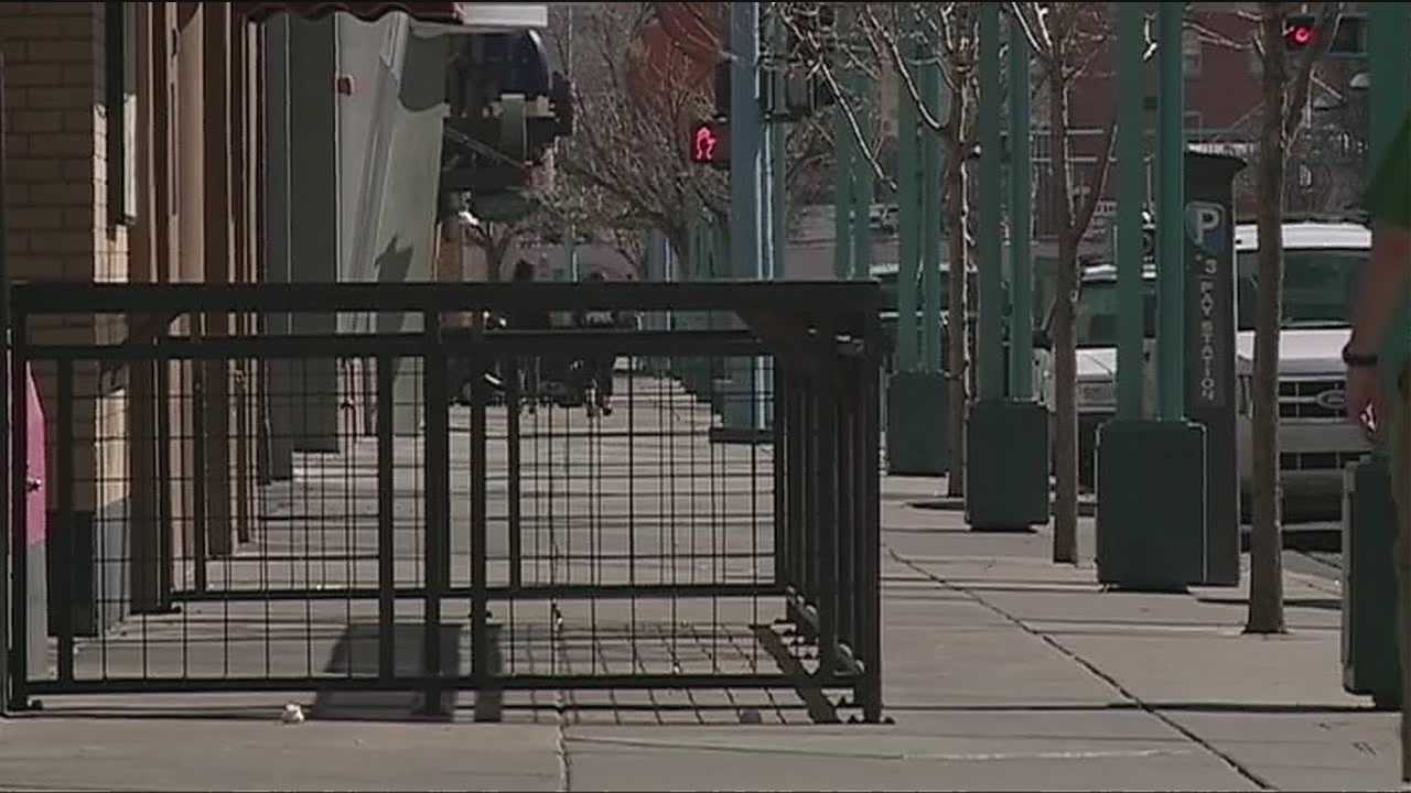 How has the city responded since we brought to light the mess in downtown Albuquerque.