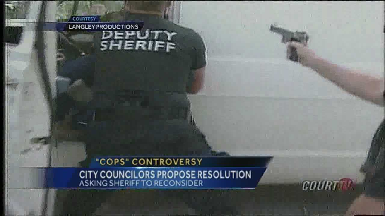 Two Albuquerque City Councilors want the county to reconsider bringing back COPS to the metro.