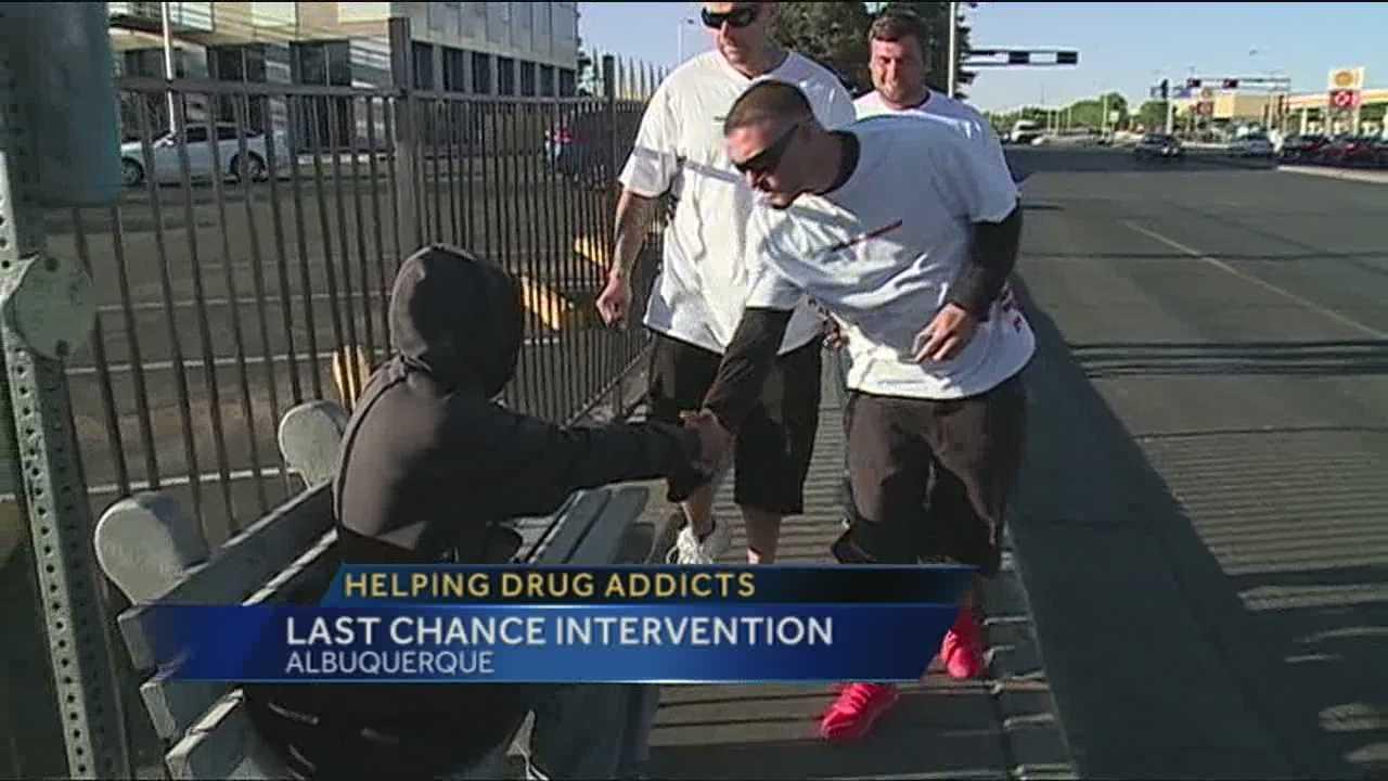 Update on Last Chance Intervention
