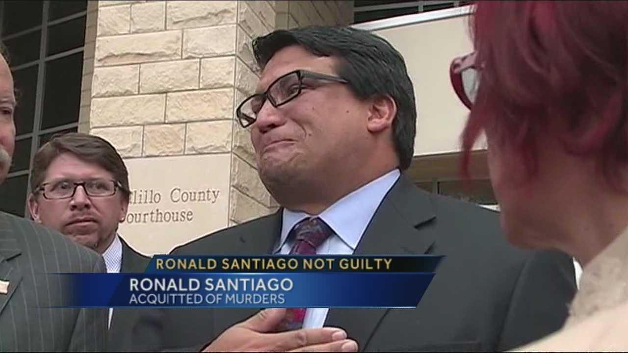 Santiago acquitted