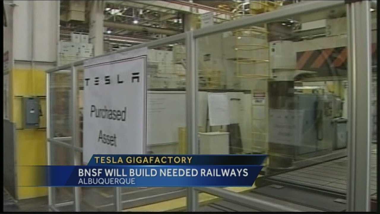Tesla plans to build factory