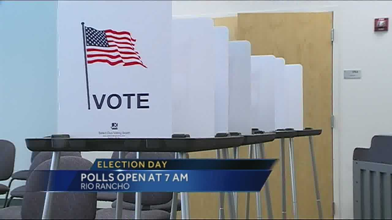 Elections Begin Today in Rio Rancho