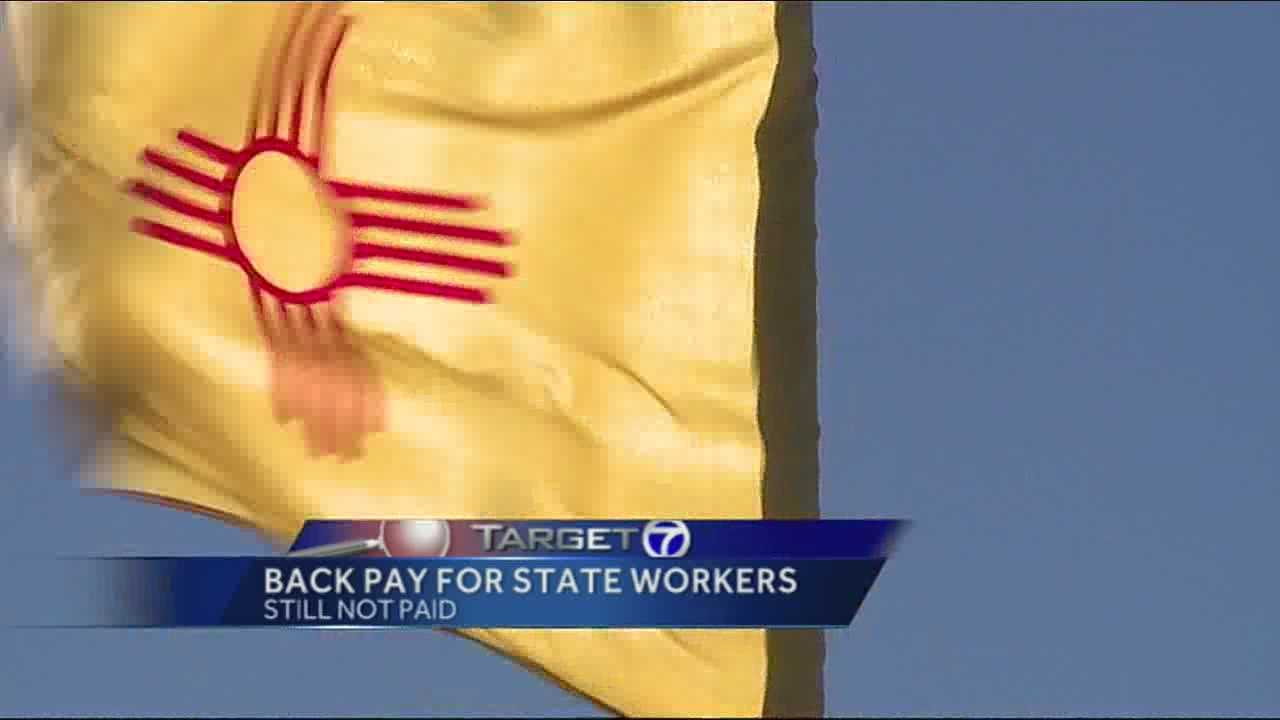 The state says it owes about $30 million in back pay, while the union estimate is closer to $50 million.